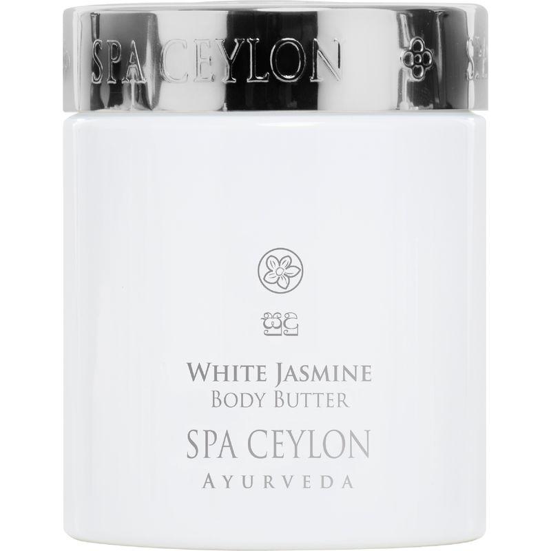 Spa Ceylon Luxury Ayurveda White Jasmine Body Butter