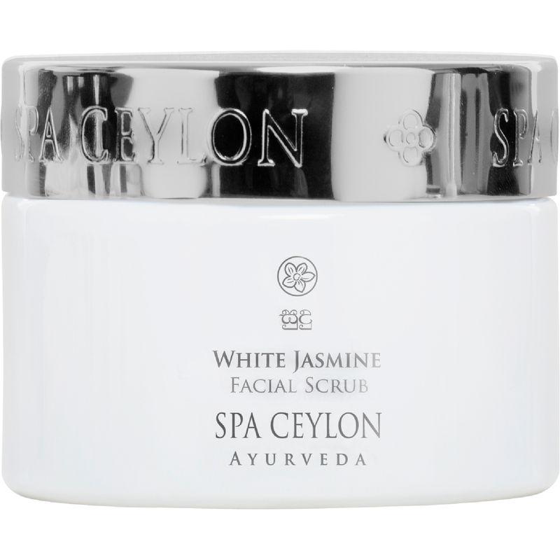 Spa Ceylon Luxury Ayurveda White Jasmine Facial Scrub
