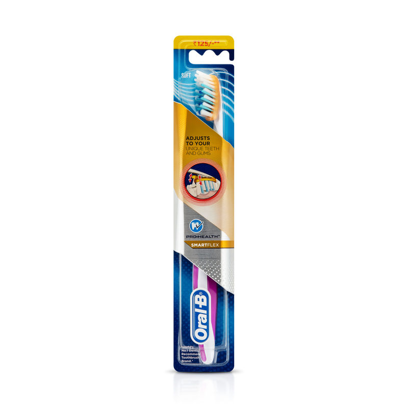 Oral-B Pro Health SmartFlex Toothbrush (Rs.5 Off)