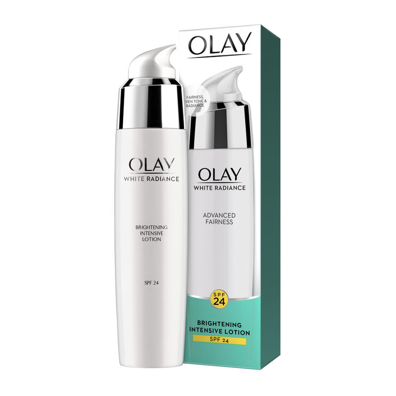 Olay White Radiance Advanced Whitening Brightening Intensive SPF24 Lotion