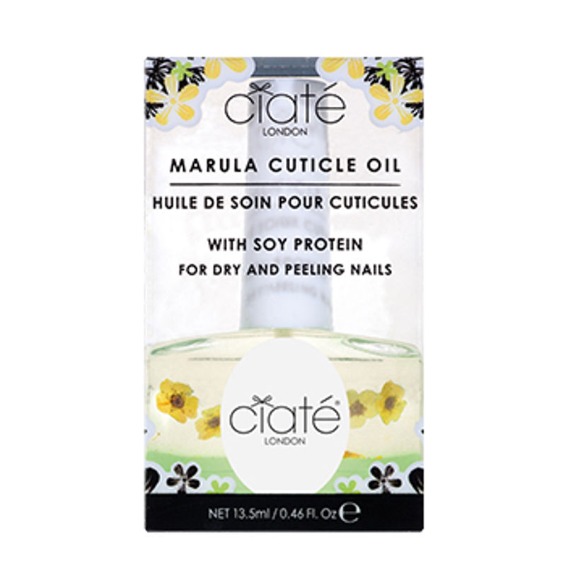 Ciaté London Marula Cuticle Oil - For Dry And Peeling Nails