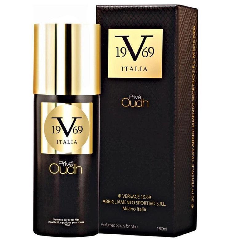 30840d0a6b Versace 19.69 Italia La Abbigliamento Sportivo SRL Prive Oudh Spray For Men