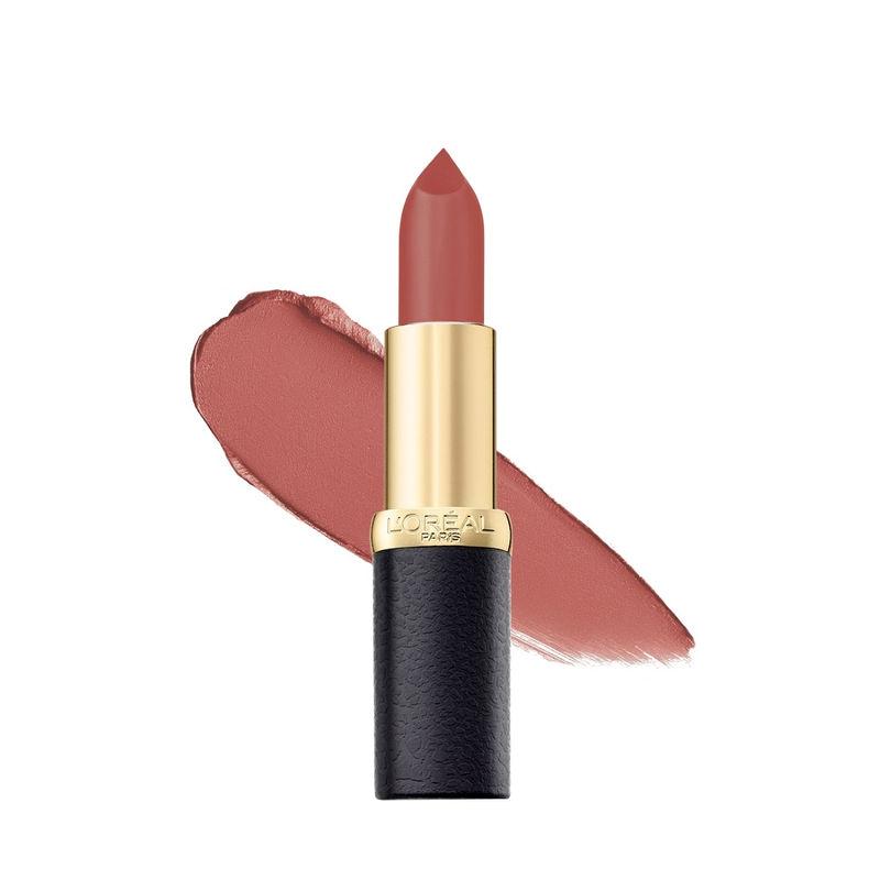 L\'Oreal Paris Color Riche Moist Matte Lipstick - 242 Rose Nuance at ...