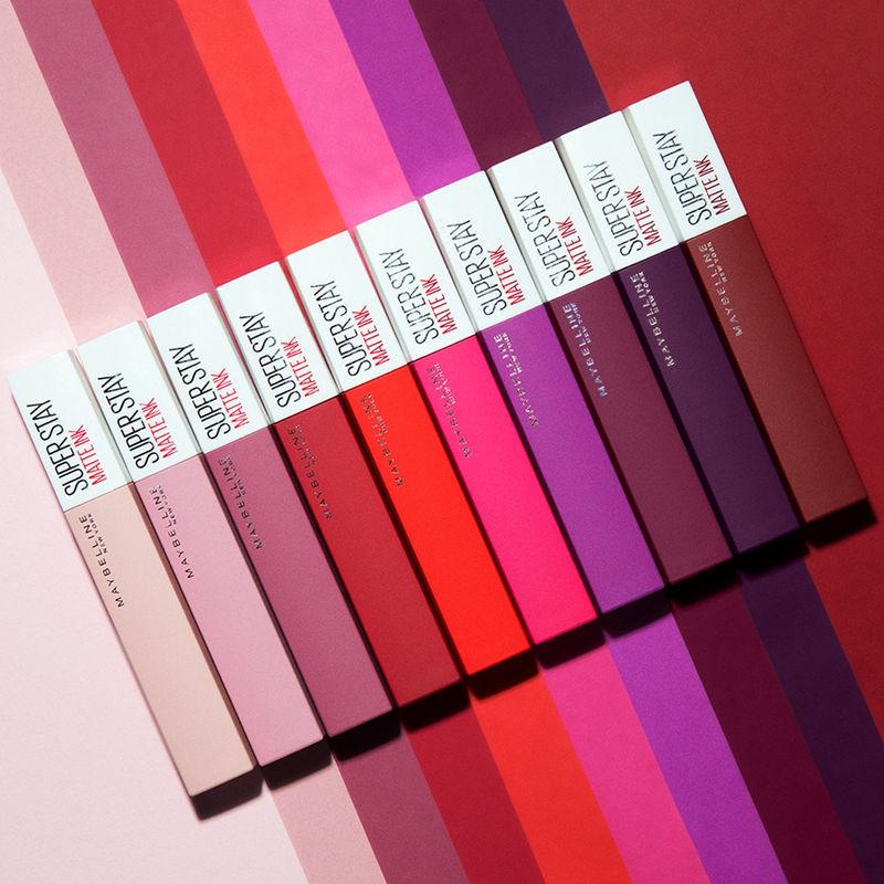 Maybelline New York Super Stay Matte Ink Liquid Lipstick 50