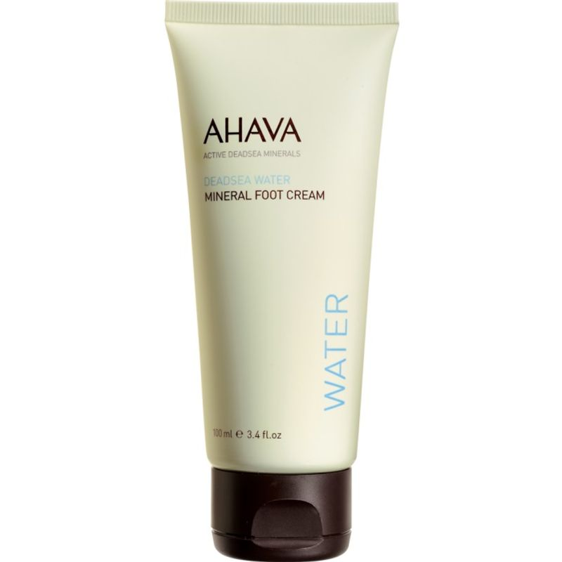 AHAVA Dead Sea Water Mineral Foot Cream