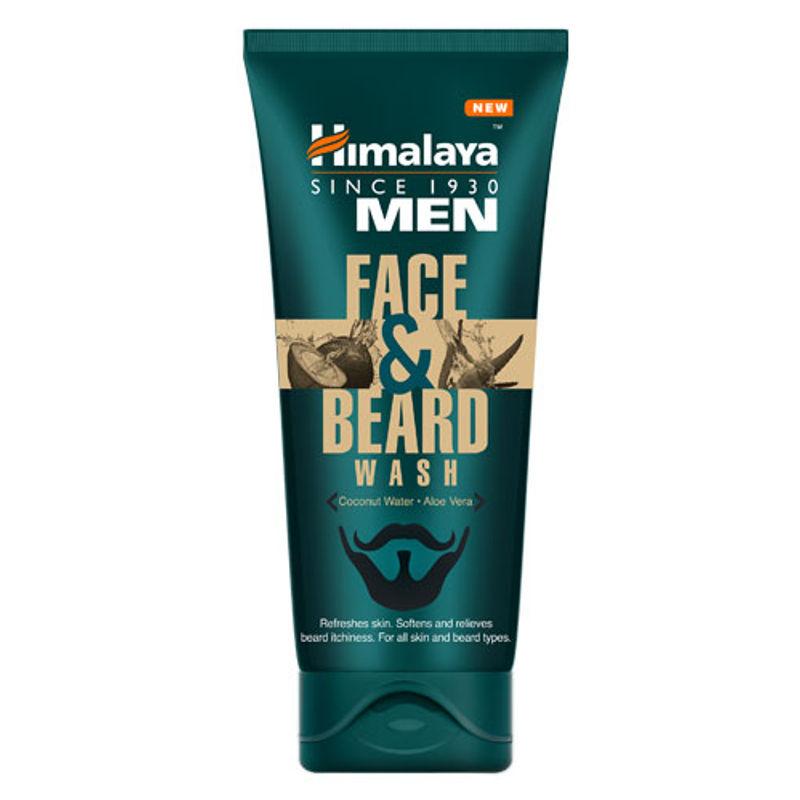 Himalaya Herbals Men Face & Beard Wash