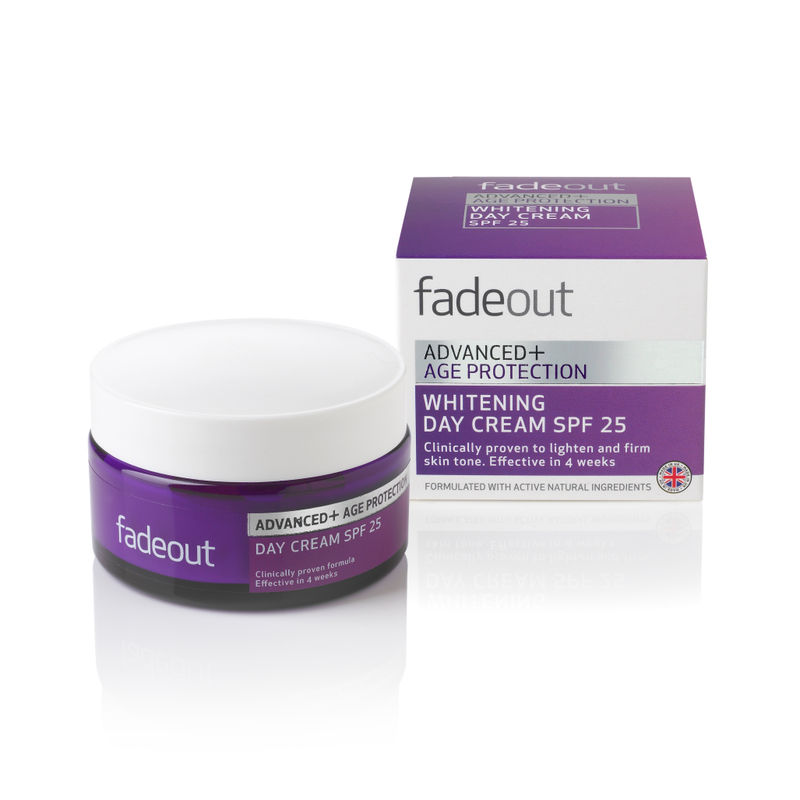 Fade Out Advanced Age Protection Whitening Day Cream Spf 25