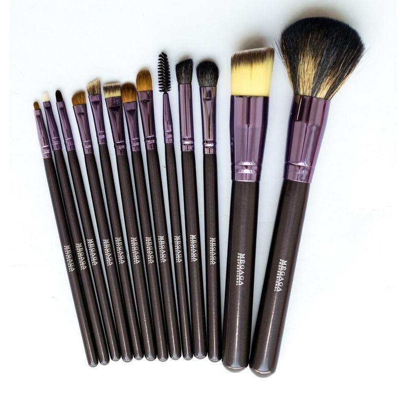 Megaga Makeup Brush Set (Pack Of 13)