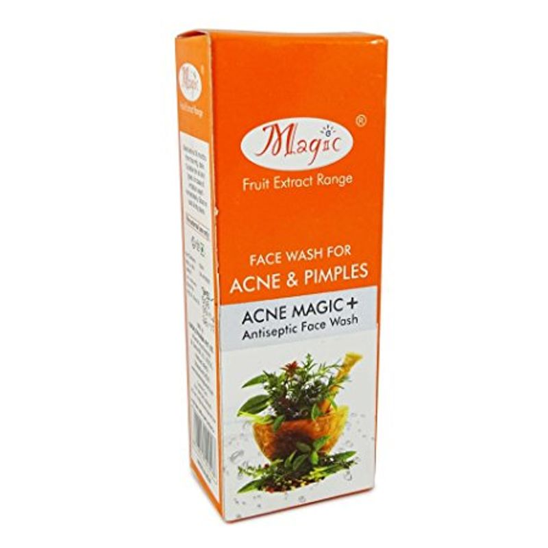 Nature's Essence Magic Ayurveda Face Wash For Acne & Pimples