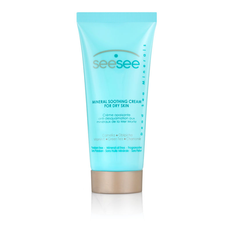 SeeSee Mineral Soothing Cream For Dry Skin