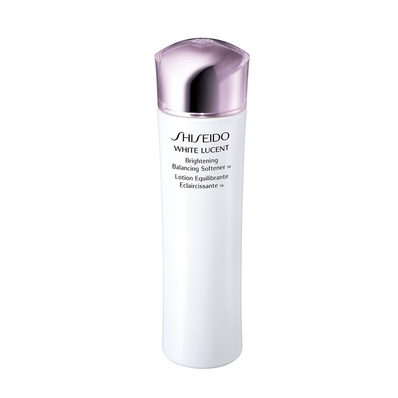 Shiseido White Lucent Brightening Balancing Softener - For Normal To Oily Skin