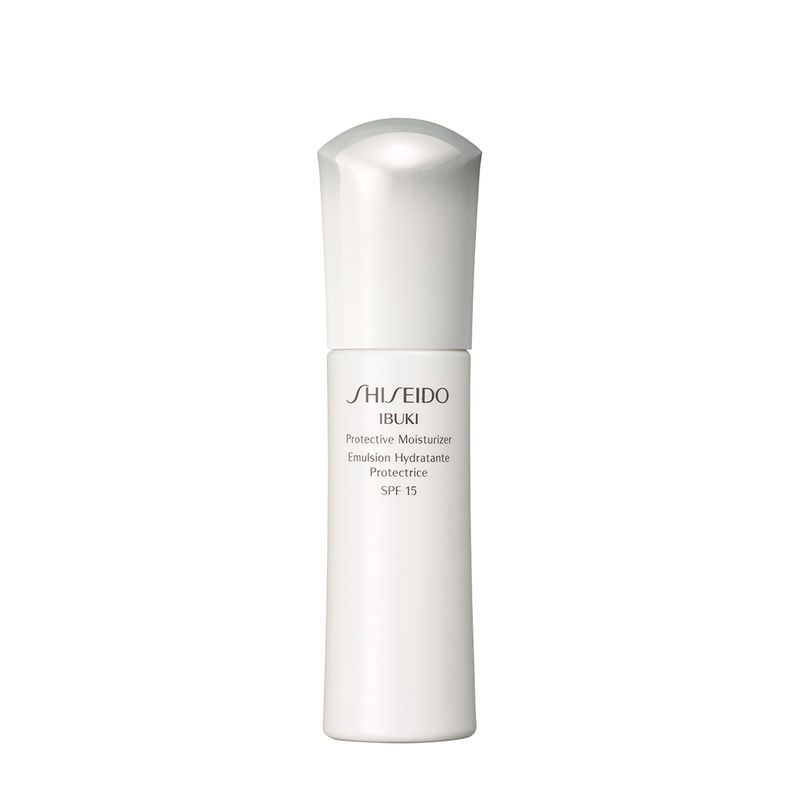 Shiseido Ibuki Protective Moisturizer SPF 15 - For All Skin Types