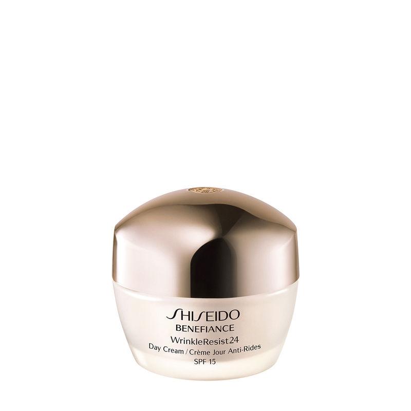 Shiseido Benefiance Wrinkleresist24 Day Cream SPF 15 - For Normal To Dry Skin