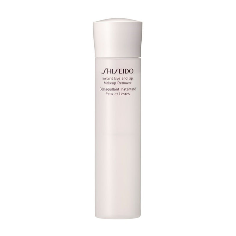 Shiseido Instant Eye And Lip Makeup Remover - For All Skin Types