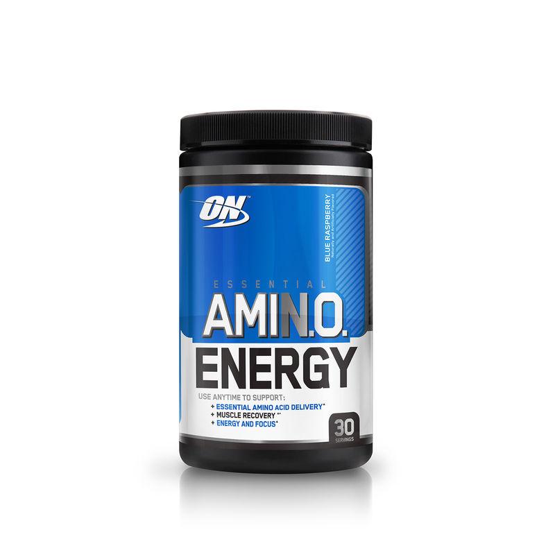 Optimum Nutrition (ON) Amino Energy - 30 Servings (Blue Raspberry)