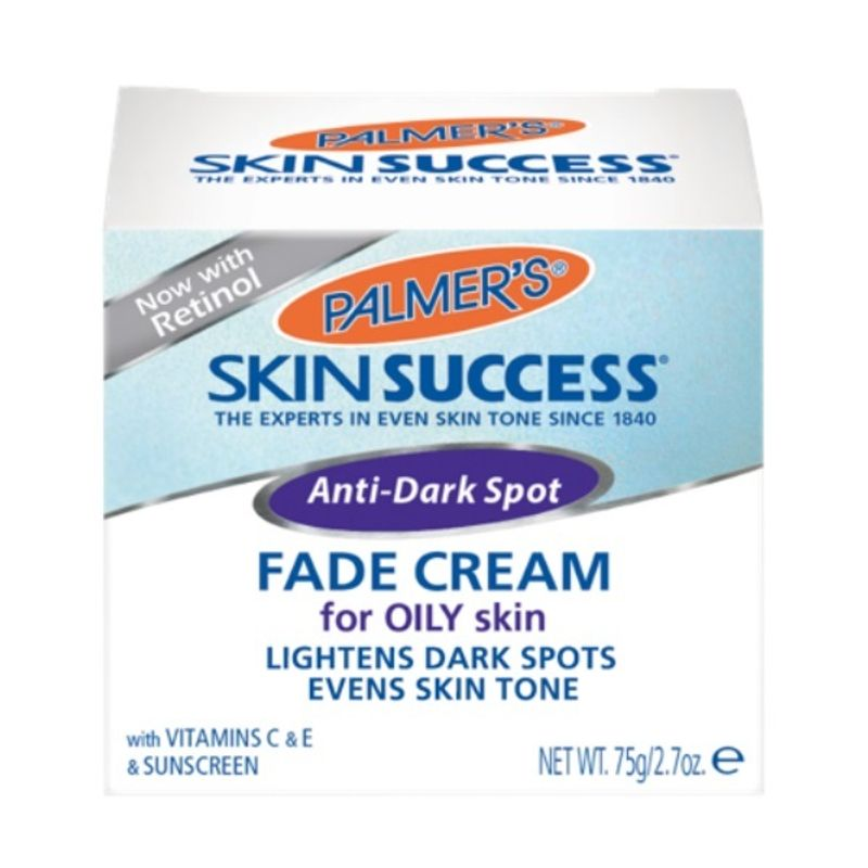 Palmer's Skin Success Fade Cream For Oily Skin Types