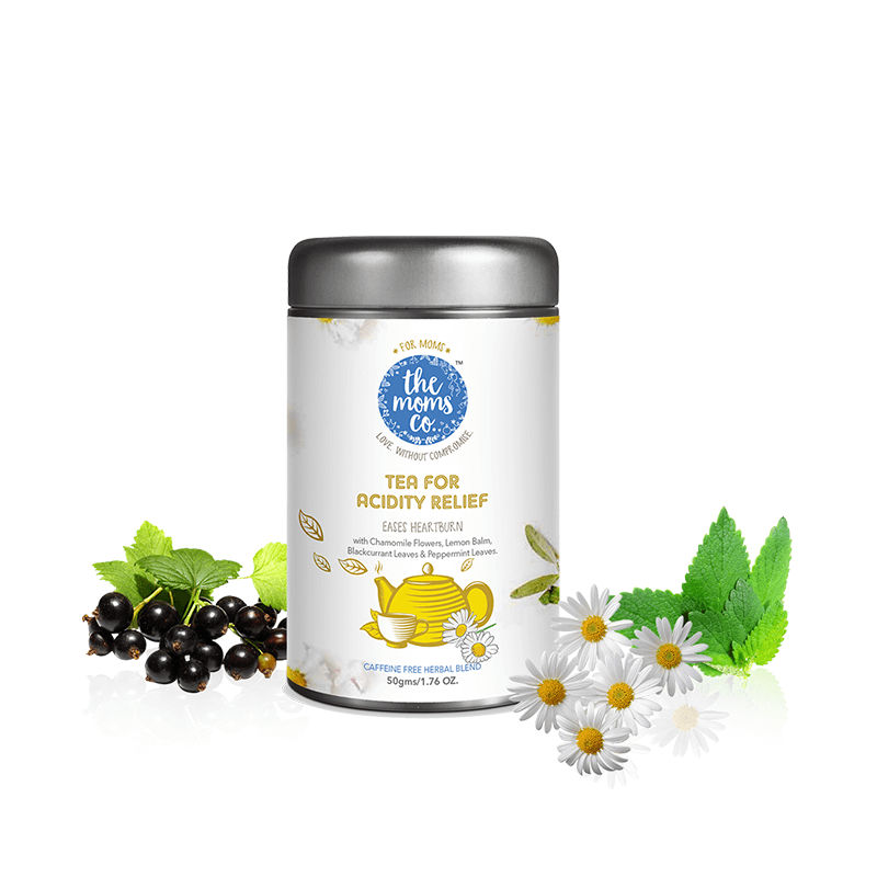 1c3b65c4fca1 The Moms Co. Tea for Acidity Relief at Nykaa.com