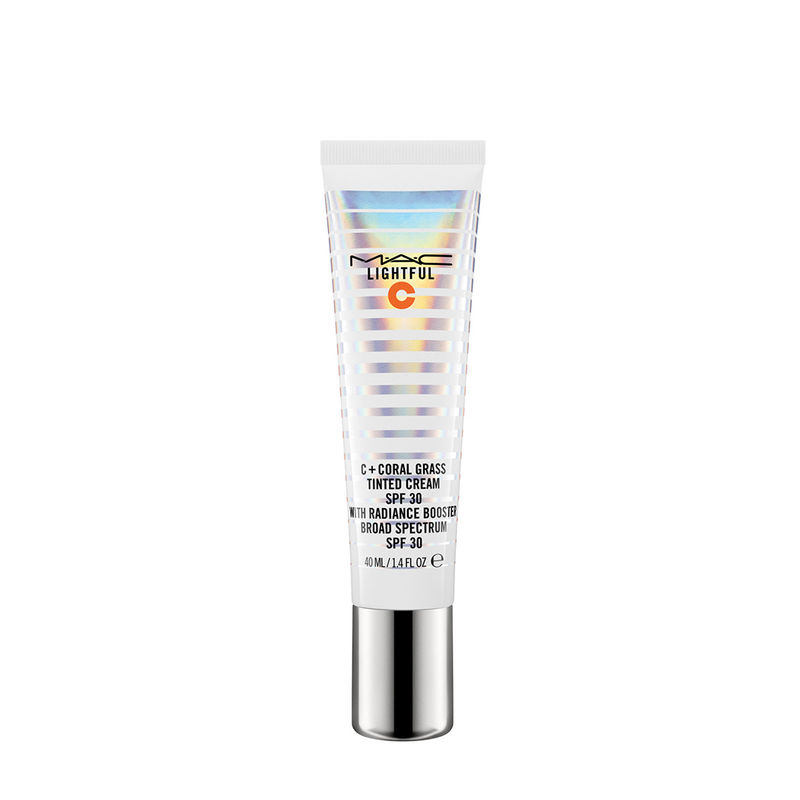 M.A.C Lightful C + Coral Grass Tinted Cream SPF 30 With Radiance Booster - Light Plus