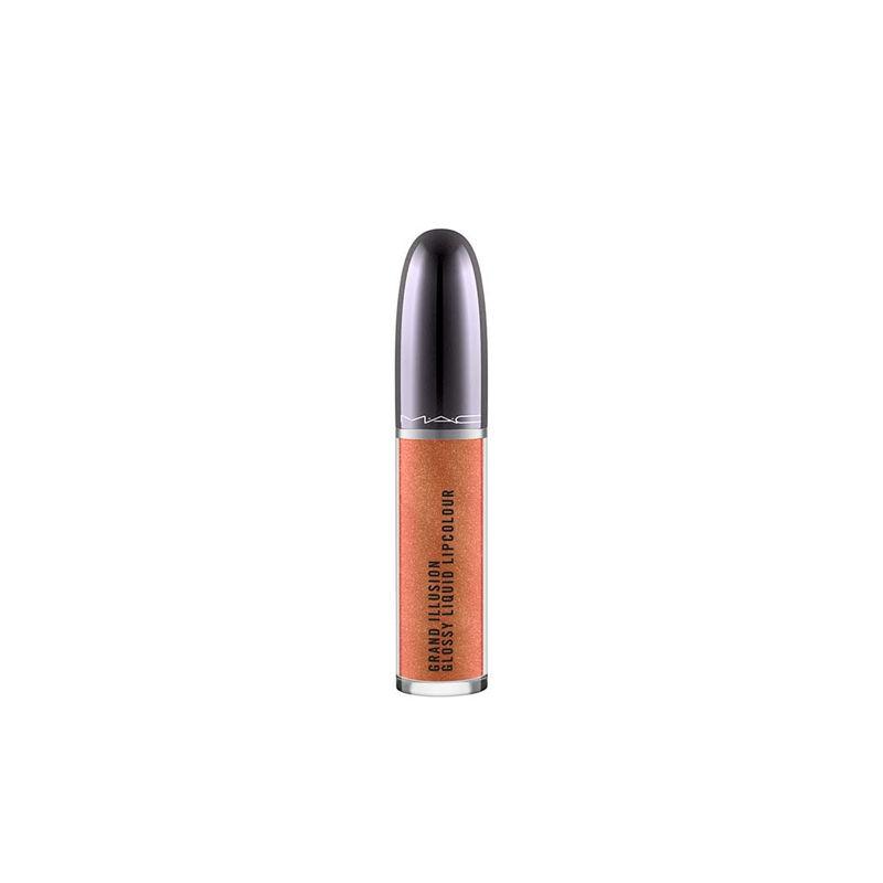 M.A.C Grand Illusion Glossy Liquid Lip Colour - Autumn Russet