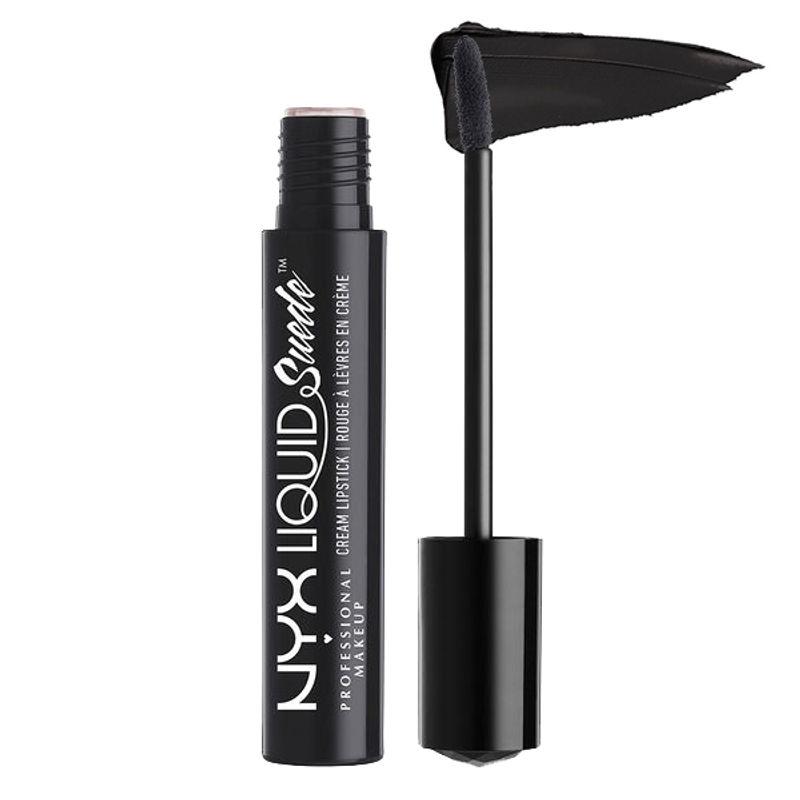 NYX Professional Makeup Liquid Suede Cream Lipstick - Alien