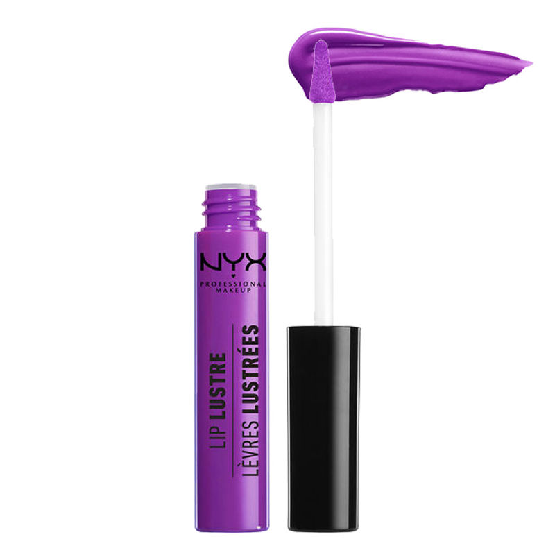 NYX Professional Makeup Lip Lustre Glossy Tint - Violet Glass