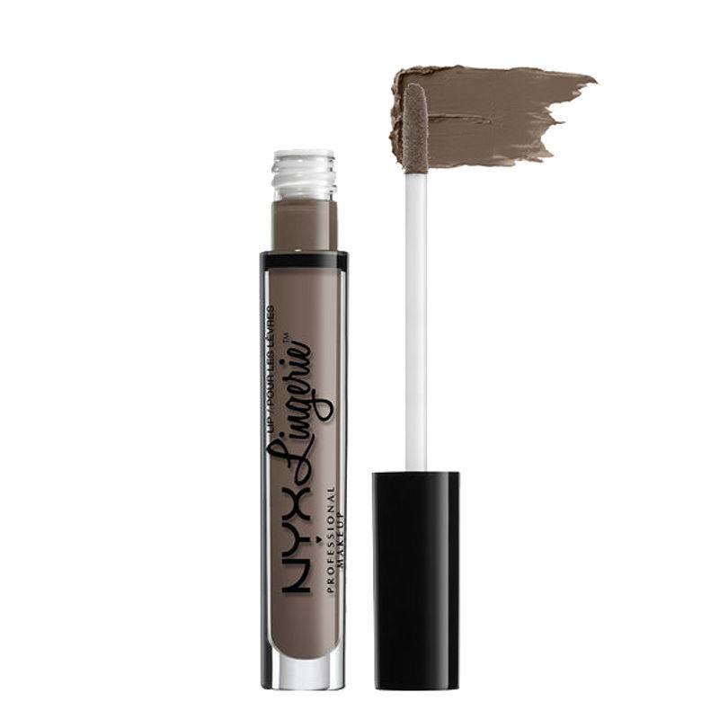 NYX Professional Makeup Lip Lingerie Liquid Lipstick - Scandalous
