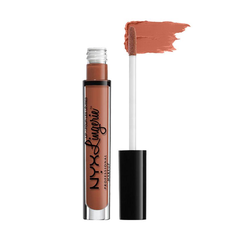 NYX Professional Makeup Lip Lingerie Liquid Lipstick - Seduction