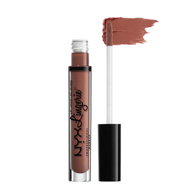 NYX Professional Makeup Lip Lingerie Liquid Lipstick - Cabaret Show