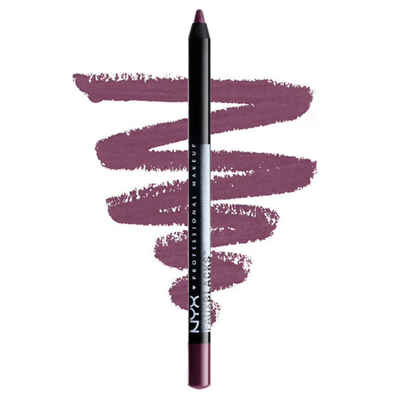 NYX Professional Makeup Faux Blacks Eyeliner - Blackberry