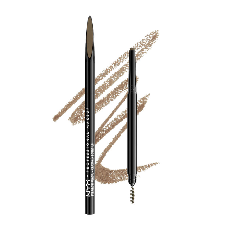 NYX Professional Makeup Precision Brow Pencil - Taupe