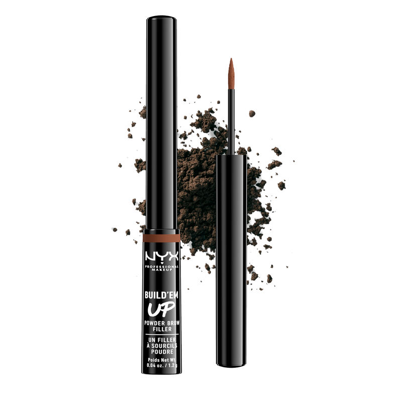 NYX Professional Makeup Build 'Em Up Brow Powder - Espresso
