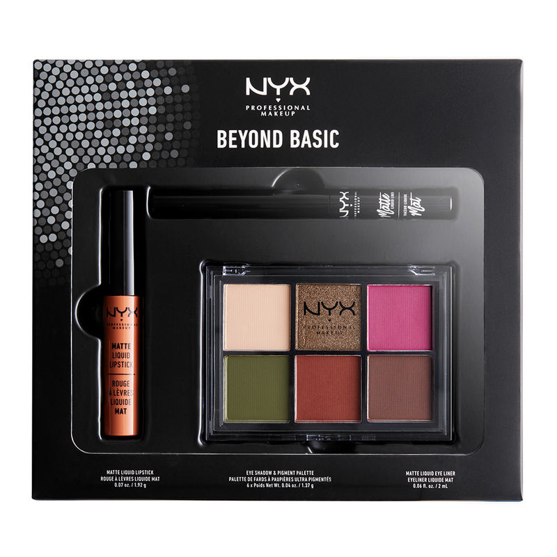 NYX Professional Makeup Beyond Basic Look - Set 17