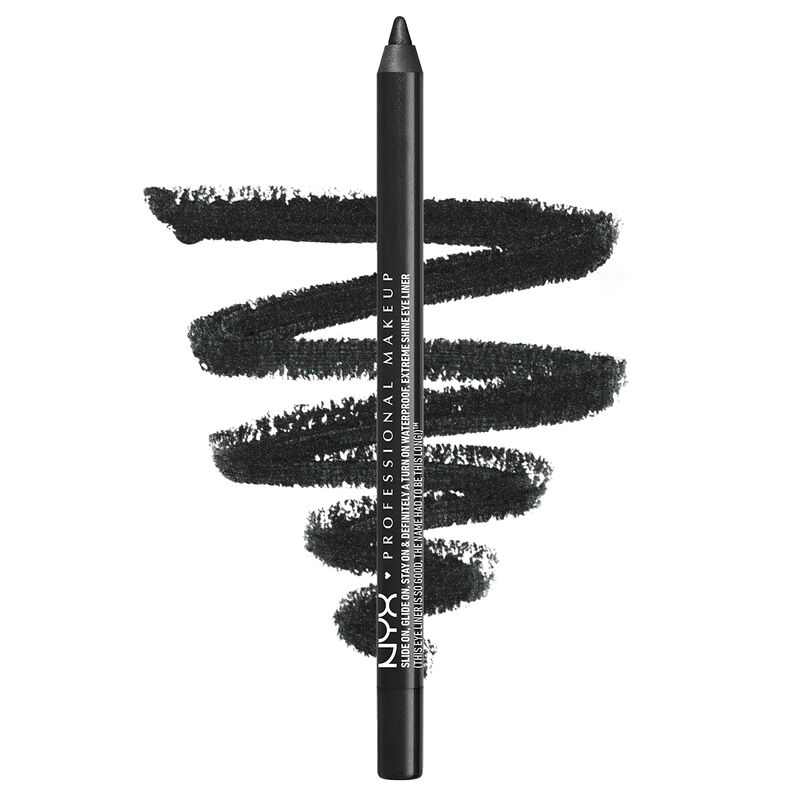 NYX Professional Makeup Slide On Pencil - Black Sparkle