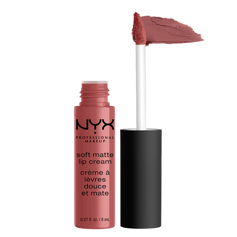 NYX Professional Makeup Soft Matte Lip Cream - Shanghai