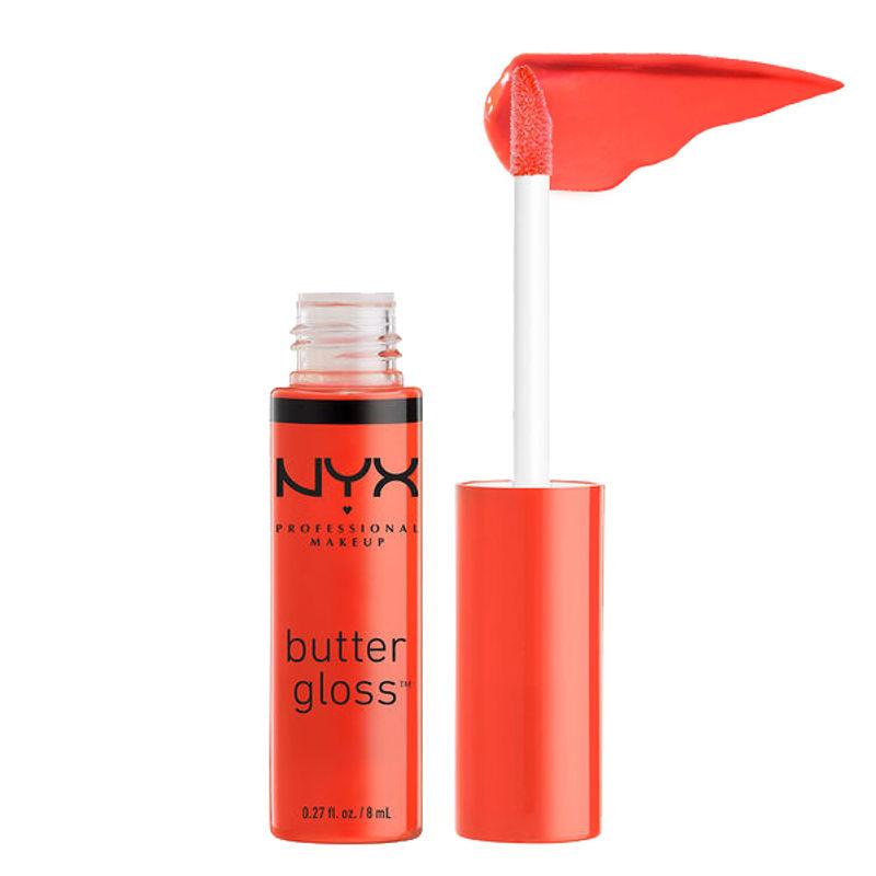 NYX Professional Makeup Butter Gloss - Peach Cobbler