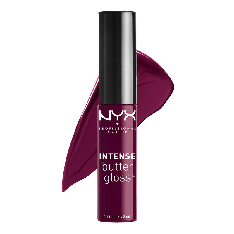 NYX Professional Makeup Intense Butter Gloss - Black Cherry Tart