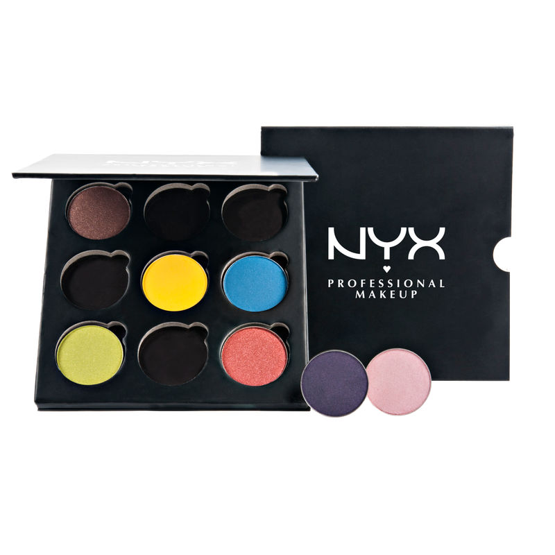 NYX Professional Makeup Custom 9 Shadow Palette