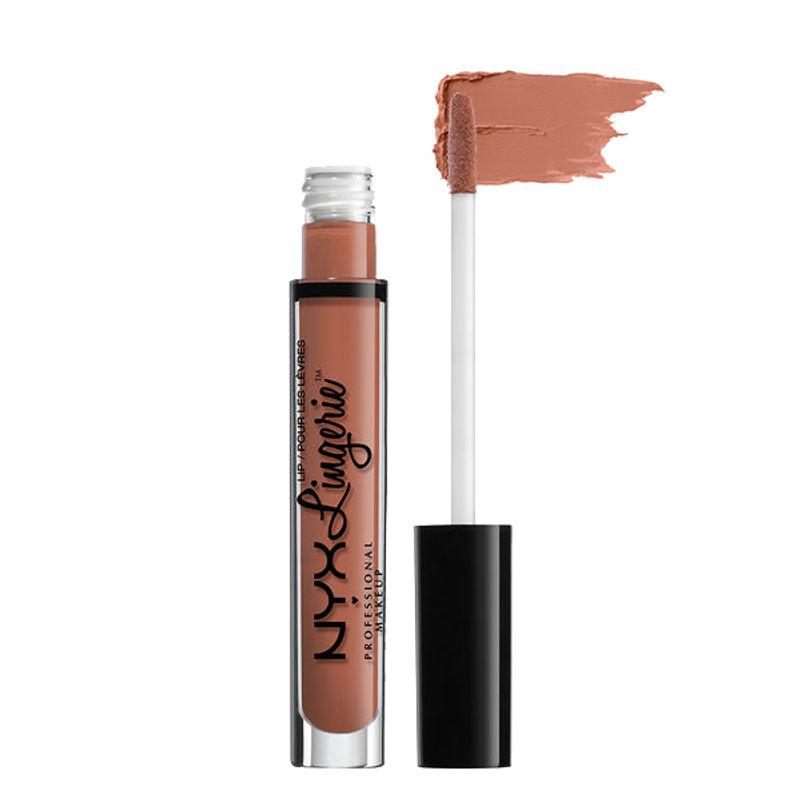 NYX Professional Makeup Lip Lingerie Liquid Lipstick - Ruffle Trim