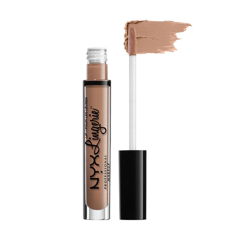 NYX Professional Makeup Lip Lingerie Liquid Lipstick - Corset