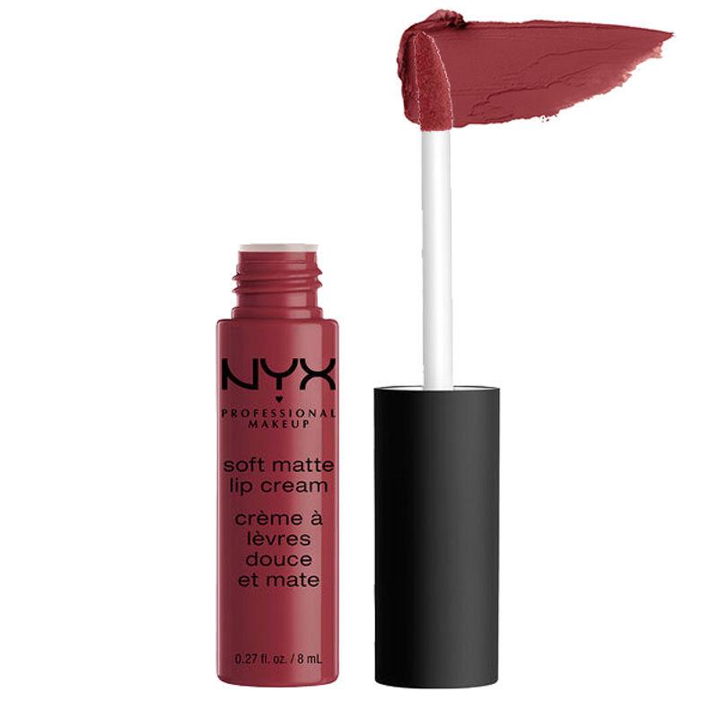 NYX Professional Makeup Soft Matte Lip Cream - Budapest