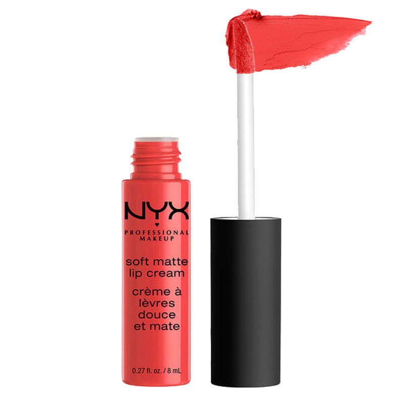 NYX Professional Makeup Soft Matte Lip Cream - Manila