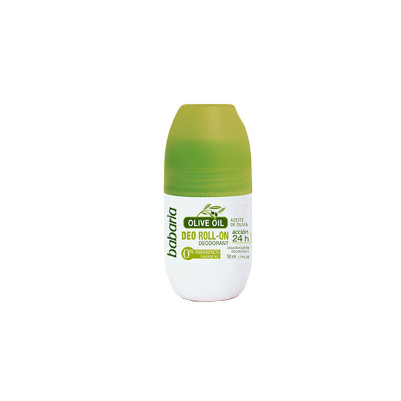 Babaria Olive Oil Roll-On Deodorant