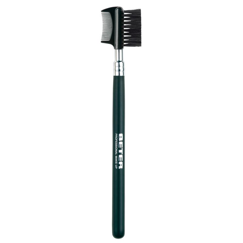 Beter Beauty Accessories Eyebrow Brush + Eyelash Comb