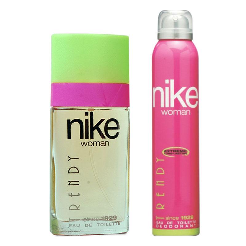 Nike Women Trendy EDT & Deo Spray
