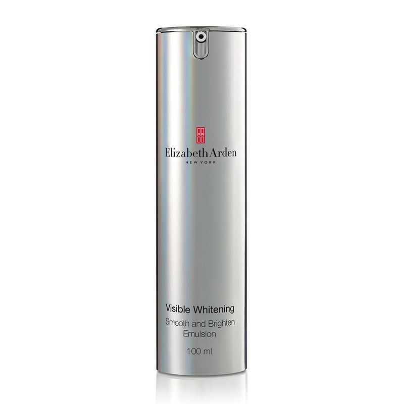 Elizabeth Arden Visible Whitening Smooth And Brighten Emulsion - For All Skin Types