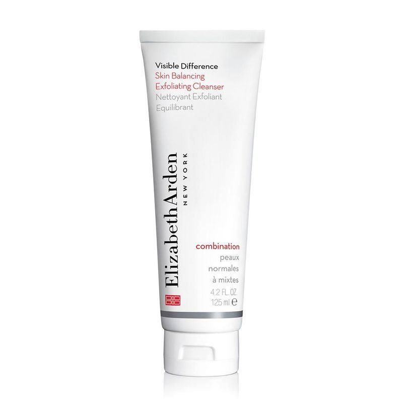 Elizabeth Arden Visible Difference Skin Balancing Exfoliating Cleanser - For Combination Skin