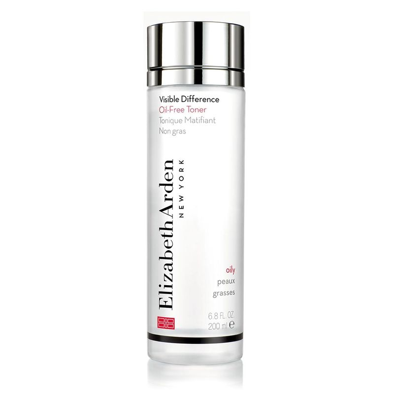 Elizabeth Arden Visible Difference Oil Free Toner For Oily Skin