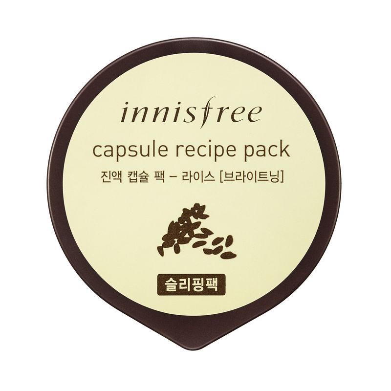 Innisfree Capsule Recipe Pack - Rice(10ml)