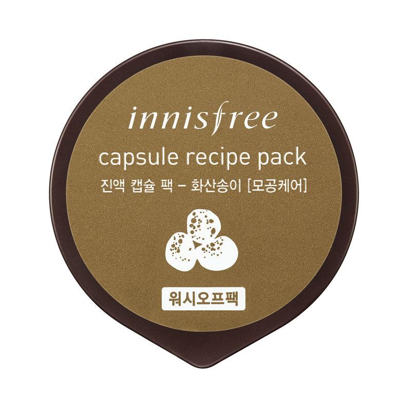 Innisfree Capsule Recipe Pack - Volcanic Cluster(10ml)
