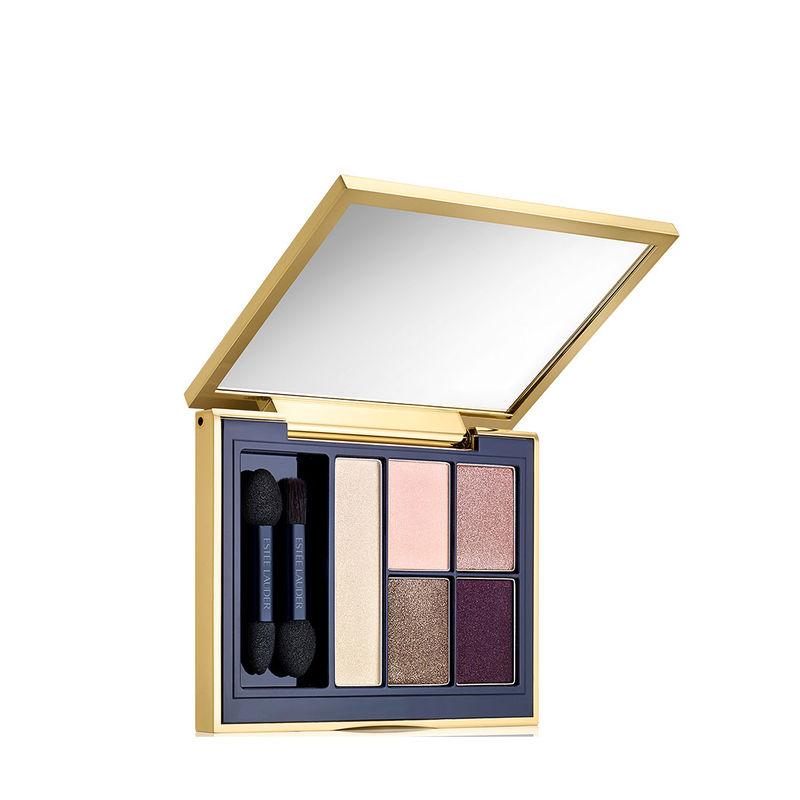 Estee Lauder Pure Color Envy Sculpting EyeShadow 5 Color Palette - Currant Desire